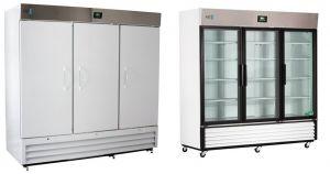 ABS 72 cu-ft 3-Door Refrigerator