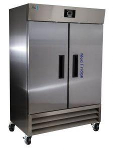 ABS 49 cu-ft (vaccine/pharmacy) 2-Door Refrigerator