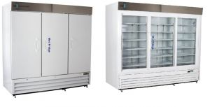 ABS 72 cu-ft (vaccine/pharmacy) 3-Door Refrigerator