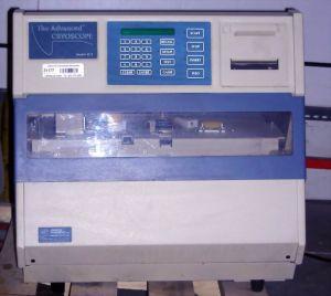 Advanced Instruments 4C3 Freezing Point Osmometer