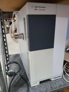 Agilent Technologies 220 Ion Trap Gas Chromatograph Component