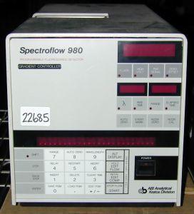 Applied BioSystems 980 Spectroflow 9002-9801 HPLC Fluorescence Detector