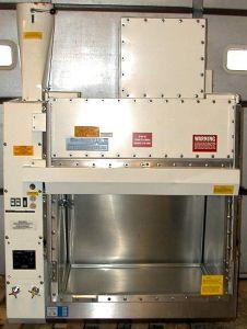 Baker Biochemgard BC-4 Class II, B2 Laminar Flow Biohazard Hood