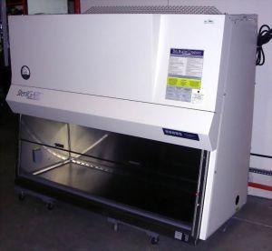 Baker SterilGard III SG603A-HE-M Laminar Flow Biohazard Hood