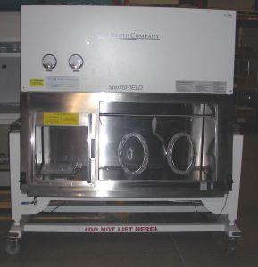 Baker SterilShield SS-500 Aseptic Isolator Glove Box