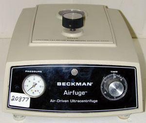 Beckman Airfuge H2 (350624) Bench-model, High-speed Centrifuge