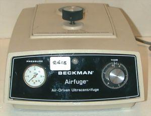 Beckman Airfuge L2 (350624) Bench-model, High-speed Centrifuge