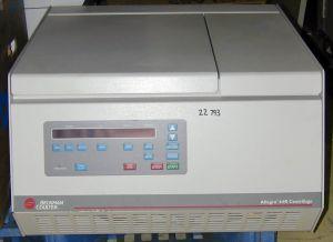 Beckman Allegra 64R (367586) Bench-model, Refrigerated Centrifuge