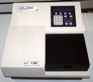 BioTek Instruments ELx808IU (with computer) Microplate Reader