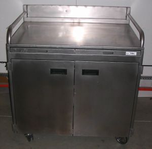 Biomedic MEO-3000 B Laboratory Cart