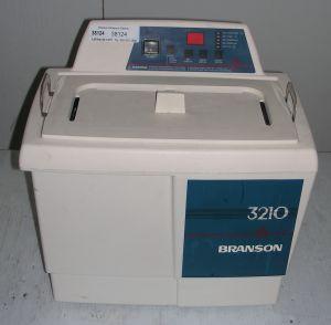 Branson 3210R-DTH Heated, Digital Ultrasonic Cleaner
