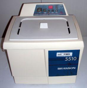 Bransonic 5510R-DTH Heated, Digital Ultrasonic Cleaner