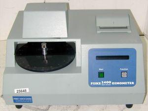 Fiske 2400 Freezing Point Osmometer