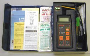 Hanna Instruments HI 83141 Digital, Portable pH Meter