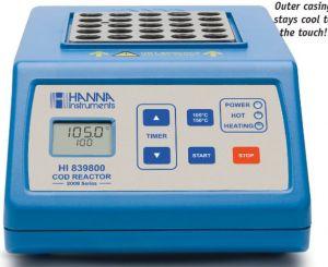 Hanna Instruments HI 839800 COD Digester