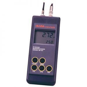 Hanna Instruments HI 931101 Salinity Meter