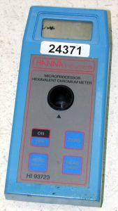 Hanna Instruments HI 93723 Hexavalent Chromium Meter