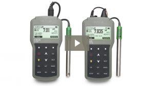 Hanna Instruments HI 98191 Digital, Portable pH-ISE-ORP Meter