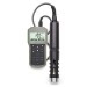 Hanna Instruments HI 98195 Portable pH-Multiparameter Meter