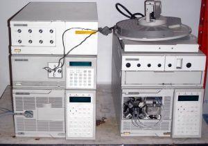 Hewlett Packard 1050 UV-Visible HPLC System