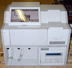 Hewlett Packard 1090 Series II UV-Visible HPLC System