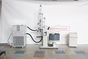 Hydrion Scientific RE-850 Rotary Evaporator