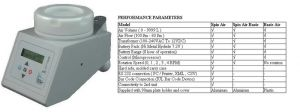 IUL Basic Air Air Sampler