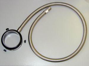 Fiber-Optic Illuminator for Microscope