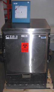 Jewett Ctf 1 Blood Bank Refrigerator Fridge Labequip