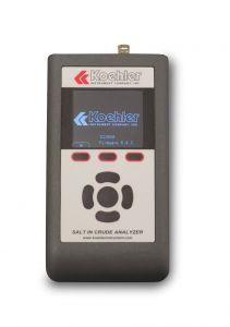 Koehler K23060 Salt-in-Crude Petroleum Analyzer