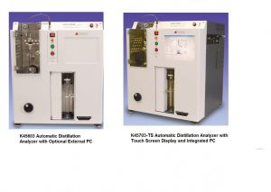 Koehler K45603 / K45604 ADA 5000 Petroleum Distillation Apparatus