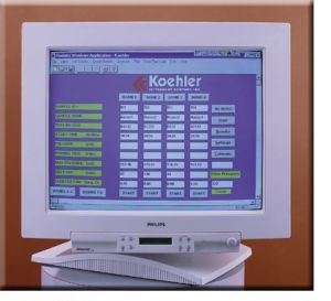 Koehler K70503-XP / 70593-XP Oxidata Oxidation Stability Software