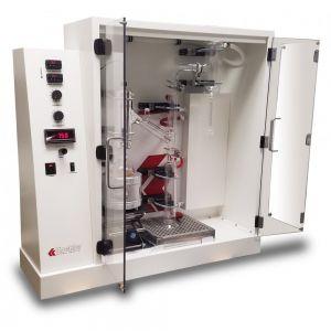 Koehler K80500 / K80590   VDS5000 Petroleum Vacuum Distillation Apparatus