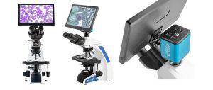 LWS Innovation Infinity BioVIEW Trinocular Microscope