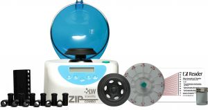 LWS ZipCombo (Hematocrit & Micro) Bench-model, Hematocrit Centrifuge