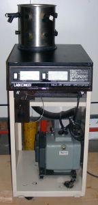 labconco freeze dryer 4.5 manual