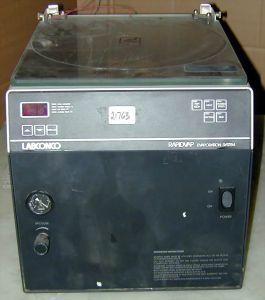 Labconco Rapidvap 79000024163 Vortex Evaporator