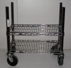 Metro  Laboratory Cart