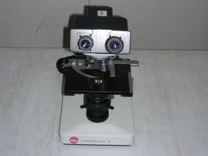 Leitz Laborlux K Binocular Microscope