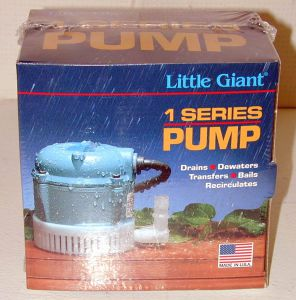 Little Giant 1 Series Liquid Pump