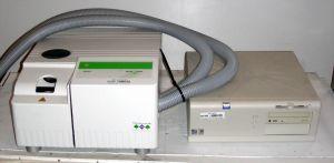 Mettler Toledo DSC821e Differential Scanning Calorimeter