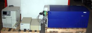 Micromass Quattro Ultima LC Mass Spectrometer
