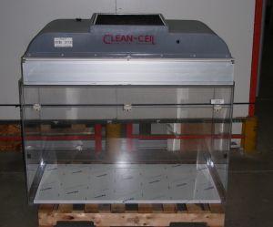 Microzone Clean-Ceil FFM-2-4-A Laminar Flow Clean Bench Hood