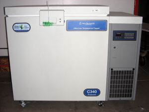 New Brunswick Scientific C340 Premium Ultra-Low Chest Freezer