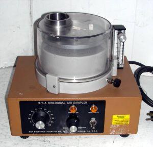 New Brunswick Scientific STA-203 Air Sampler