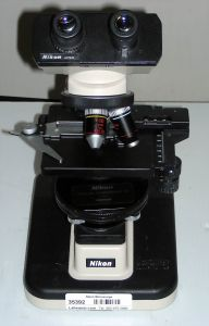 Nikon Alphaphot YS2-H Phase Contrast Microscope