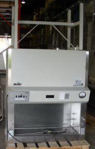 Nuaire NU-427-400 Class II, B1 Laminar Flow Biohazard Hood