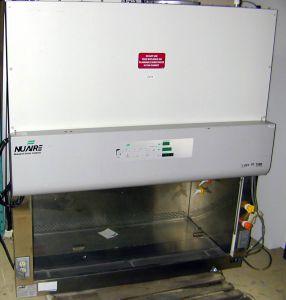 Nuaire NU-430-400 Class II, B2 Laminar Flow Biohazard Hood