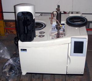 Perkin Elmer Clarus 600 FID Gas Chromatograph
