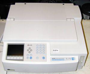 Pye Unicam UV4-100 UV-Visible, Scanning Spectrophotometer
